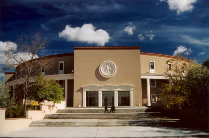 New Mexico Roundhouse